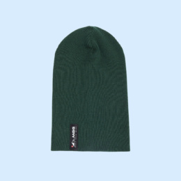 1 Beanie Green long